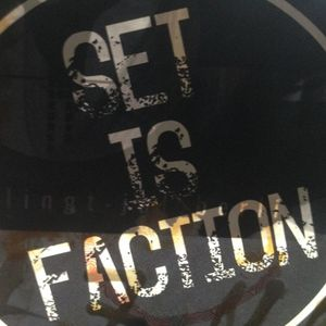 SET IS FACTION 08 - 05 - 2017