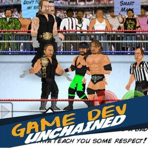 0073: Wrestling with an Independent Career featuring Mat Dickie!