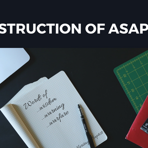 The Instruction of Asaph {Psalm 78}