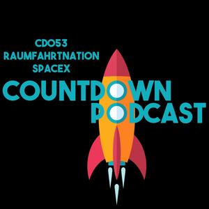 CD053 Raumfahrtnation SpaceX
