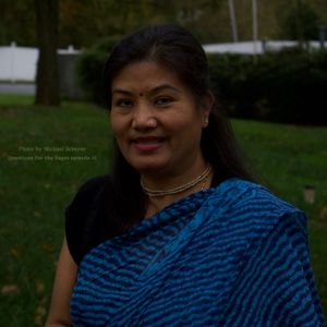 Questions for the Sages 41 - Ambika