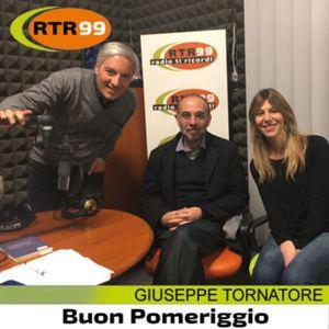 Giuseppe Tornatore a RTR 99