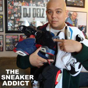 WWE,NBA & Sneaker Talk With Dj Delz