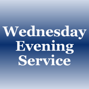 Wednesday Evening, September 13