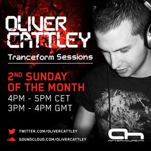 Oliver Cattley - Tranceform Sessions 040