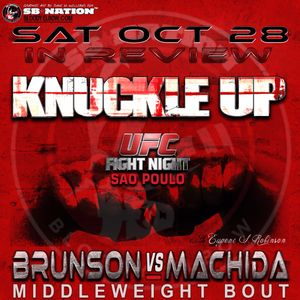 KNUCKLE UP #254 - A Scattershot Take On 2 Weeks Of Fights + Rogans Stand Up