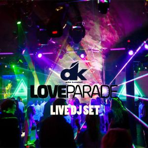 Anton Kuznetsoff - Live Set (Love Parade - Gorka Club 10.02.17)