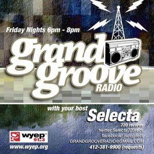Grand Groove Radio-November 13 2015-Perfect Angel Edition