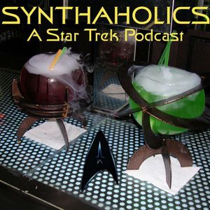 Synthaholics Star Trek Podcast Episode 122: The Suffering of O'Brien Part 3