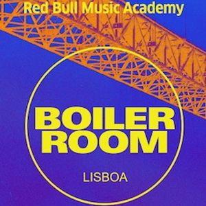 DJ NERY LIVE RBMA BOILER ROOM LISBOA WARMUP SET 2014
