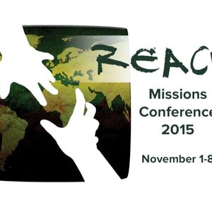 Missions Conference 2015: On Mission with God (Audio)