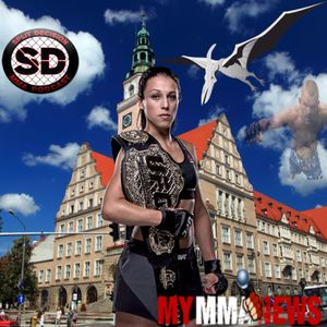 Joanna Jedrzejczyk Interview #UFC211 5/12/17