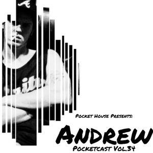 Pocketcast Vol.34 Andrew