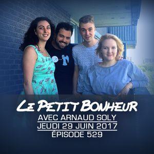 """LPB #529 - Arnaud Soly - Jeu - """"Moi je dors partout, et très bien"""""""