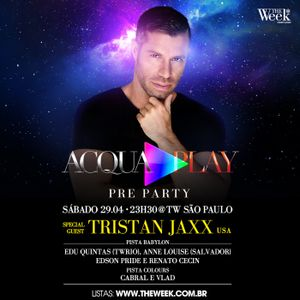 Tristan Jaxx - The Week Live Promo Set