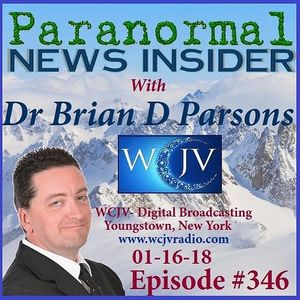 Paranormal News Insider with Dr. Brian Parsons_20180116_