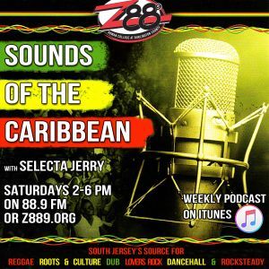 Sounds of the Caribbean with Selecta Jerry EP540
