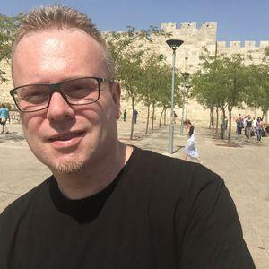 «Davids slynge» på plass i Israel