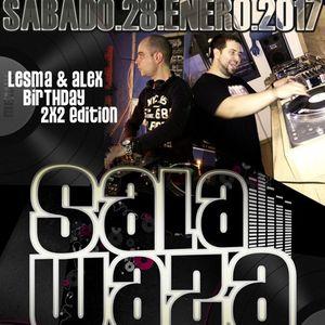 01. DeMoNiC & Lesma - 2X2 @ Sala Waza