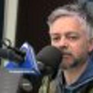 """Jorge Baradit: """"Soy un cuma del puerto"""""""