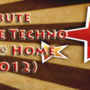Vj Ice Tribute Hardcore Techno - Dakosta @ Home (14-09-2012)