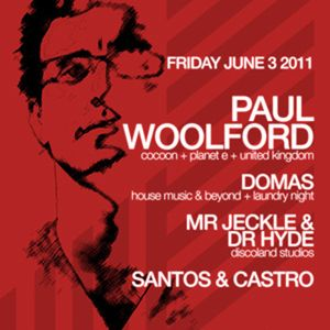 INCOGNITO presents PAUL WOOLFORD | June 3, 2011