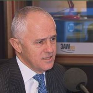 FULL INTERVIEW : PM Malcolm Turnbull in studio with Neil Mitchell