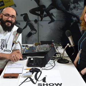 Ali Show: Anna Dahlman: Ateisti-vasemmistolaisia vanhempia vastaan oli vaikea kapinoida: 11.07.2017