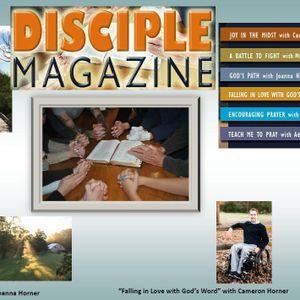Disciple Magazine September 9th