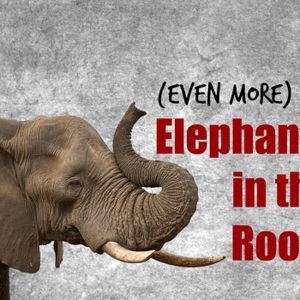 Even More Elephants pt 2: Christians and Jews