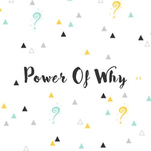Power of Why - Why We Group