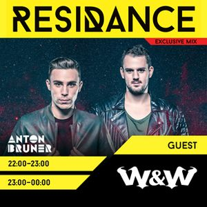 ResiDANCE #127 W&W Guest Mix (127)
