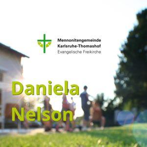 Predigt, Daniela Nelson - 07.01.18