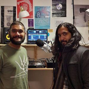 16/01/18 - Chaos Theory Radio Show w/ Kunal Singhal & Aditya Bhatt