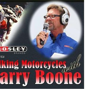 Talking Motorcycles with John Light/The changing demographics of motorcycling