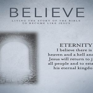 Believe - Week 10: Eternity (Audio)