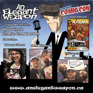 Episode CCLXI…New York Comic Con'17 Part 2