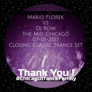 DJ Row Presents Trancegressive Vibes Ep. 356 (Live recording from The Mid Mario Florek VS DJ Row Jul