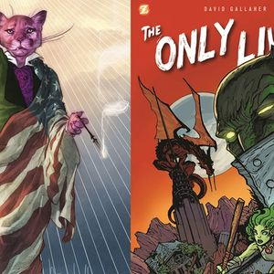 Near Mint Comics – The Only Living Boy, Snagglepuss, and more!