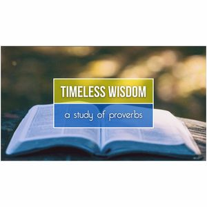Timeless Wisdom: The Tongue - Rev. Tom Cann - July 9, 2017
