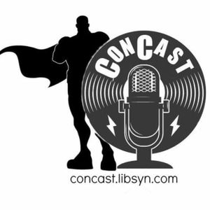 ConCast #81 The One with the Museum of world treasures
