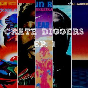 The Crate Digger mixes - Ep 1.