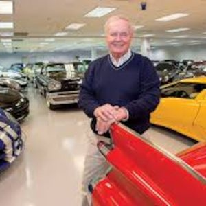 Newport Auto Museum