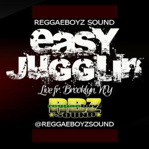 EASY JUGGLIN LIVE 7-2017 BROOKLYN, NY