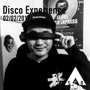 Disco Experience - 02:02:2017