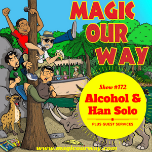 Dining Plan Alcohol and Han Solo - MOW #172