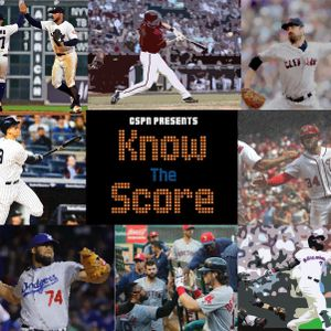 Know the Score: Mid Summer Baseball Show (featuring Michael Felder)