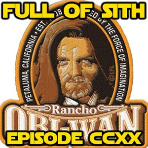 Episode CCXX: Rancho Obi-Wan