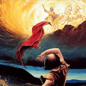 Moses to Joshua - No Fear!