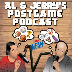 Al & Jerry's Postgame Podcast for Monday (1/8)